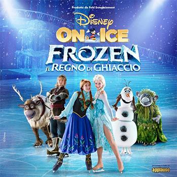 Disney On Ice: Frozen – Il regno di ghiaccio