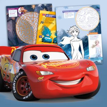 divertiamoci insieme con frozen e cars!
