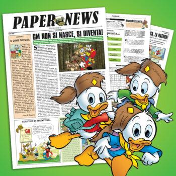 papernews per la natura