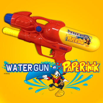 non è estate senza watergun!