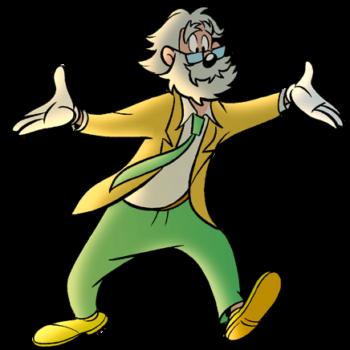 Professor Castle